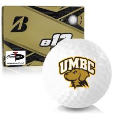 Bridgestone e12 Soft Maryland Baltimore County Retrievers Golf Balls