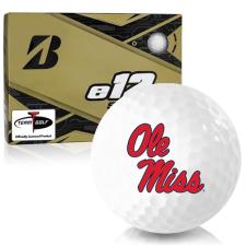 Bridgestone e12 Soft Ole Miss Rebels Golf Balls