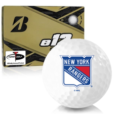 Bridgestone e12 Soft New York Rangers Golf Balls