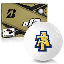Bridgestone e12 Soft North Carolina A&T Aggies Golf Balls