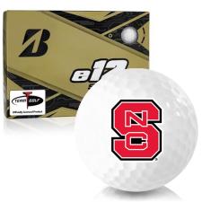 Bridgestone e12 Soft North Carolina State Wolfpack Golf Balls