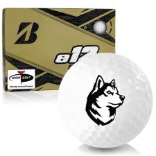 Bridgestone e12 Soft Northeastern Huskies Golf Balls