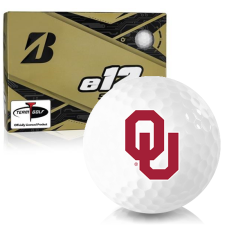 Bridgestone e12 Soft Oklahoma Sooners Golf Balls