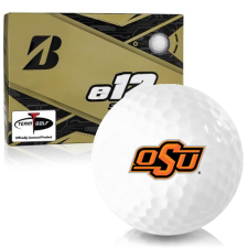 Bridgestone e12 Soft Oklahoma State Cowboys Golf Balls