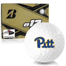 Bridgestone e12 Soft Pittsburgh Panthers Golf Balls