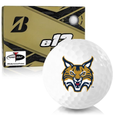 Bridgestone e12 Soft Quinnipiac Bobcats Golf Balls