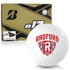 Bridgestone e12 Soft Radford Highlanders Golf Balls