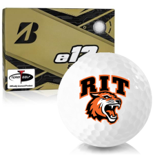 Bridgestone e12 Soft RIT - Rochester Institute of Technology Tigers Golf Balls