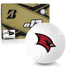 Bridgestone e12 Soft Saginaw Valley State Cardinals Golf Balls