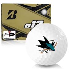 Bridgestone e12 Soft San Jose Sharks Golf Balls