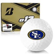 Bridgestone e12 Soft Southeastern Oklahoma State Savage Storm Golf Balls