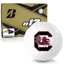 Bridgestone e12 Soft South Carolina Fighting Gamecocks Golf Balls