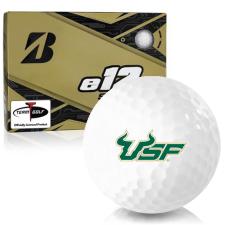 Bridgestone e12 Soft South Florida Bulls Golf Balls
