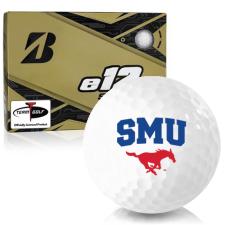 Bridgestone e12 Soft SMU Mustangs Golf Balls