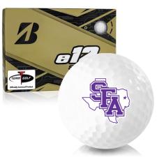 Bridgestone e12 Soft Stephen F. Austin Lumberjacks Golf Balls