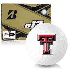 Bridgestone e12 Soft Texas Tech Red Raiders Golf Balls