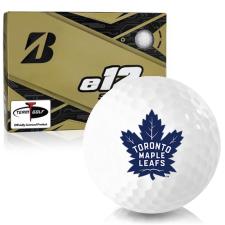 Bridgestone e12 Soft Toronto Maple Leafs Golf Balls