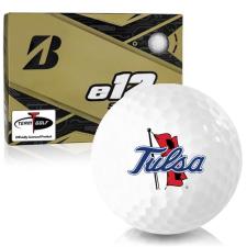 Bridgestone e12 Soft Tulsa Golden Hurricane Golf Balls