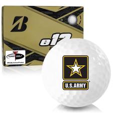 Bridgestone e12 Soft US Army Golf Balls