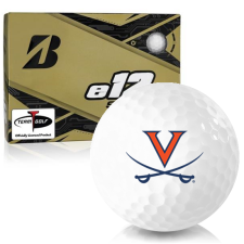Bridgestone e12 Soft Virginia Cavaliers Golf Balls
