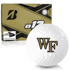Bridgestone e12 Soft Wake Forest Demon Deacons Golf Balls