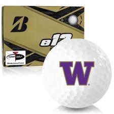 Bridgestone e12 Soft Washington Huskies Golf Balls