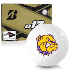 Bridgestone e12 Soft Western Illinois Leathernecks Golf Balls