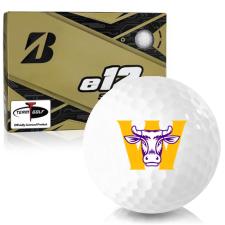 Bridgestone e12 Soft Williams College Ephs Golf Balls