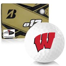 Bridgestone e12 Soft Wisconsin Badgers Golf Balls