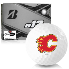 Bridgestone e12 Speed Calgary Flames Golf Balls