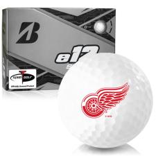 Bridgestone e12 Speed Detroit Red Wings Golf Balls
