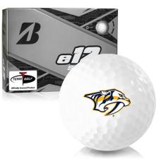 Bridgestone e12 Speed Nashville Predators Golf Balls