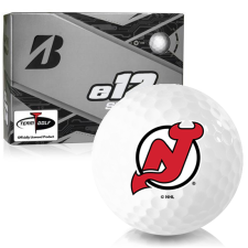 Bridgestone e12 Speed New Jersey Devils Golf Balls