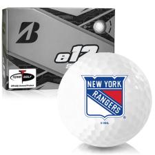 Bridgestone e12 Speed New York Rangers Golf Balls
