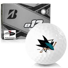 Bridgestone e12 Speed San Jose Sharks Golf Balls