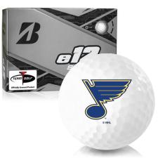 Bridgestone e12 Speed St. Louis Blues Golf Balls