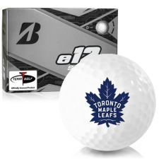 Bridgestone e12 Speed Toronto Maple Leafs Golf Balls