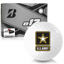 Bridgestone e12 Speed US Army Golf Balls