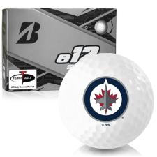 Bridgestone e12 Speed Winnipeg Jets Golf Balls