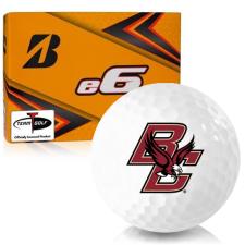 Bridgestone e6 Boston College Eagles Golf Balls