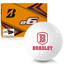 Bridgestone e6 Bradley Braves Golf Balls