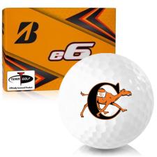 Bridgestone e6 Campbell Fighting Camels Golf Balls