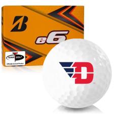 Bridgestone e6 Dayton Flyers Golf Balls