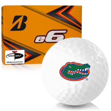 Bridgestone e6 Florida Gators Golf Balls