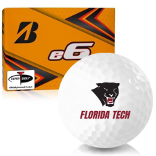 Bridgestone e6 Florida Tech Panthers Golf Balls