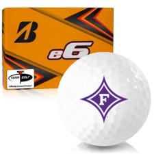 Bridgestone e6 Furman Paladins Golf Balls