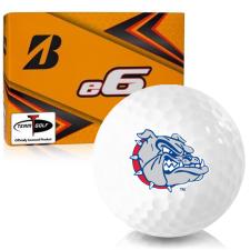 Bridgestone e6 Gonzaga Bulldogs Golf Balls