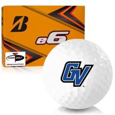 Bridgestone e6 Grand Valley State Lakers Golf Balls