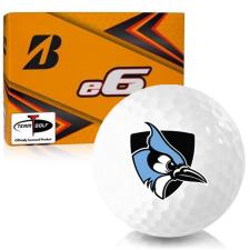 Bridgestone e6 Johns Hopkins Blue Jays Golf Balls