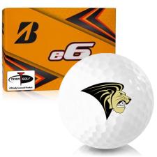 Bridgestone e6 Lindenwood Lions Golf Balls